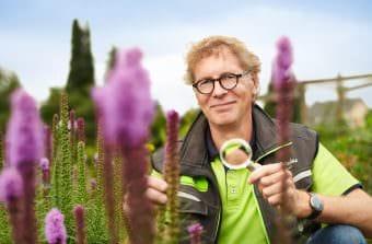 """""""Der Pflanzenarzt"""" für den Rowohlt Verlag"""