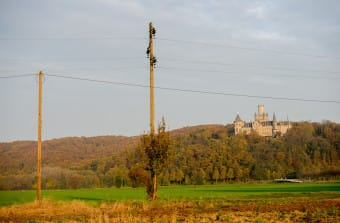 Imagebilder Schloss Marienburg